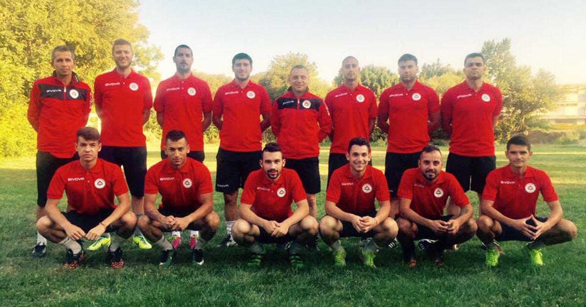 Локо (Русе) картотекира 20 футболисти за Трета лига