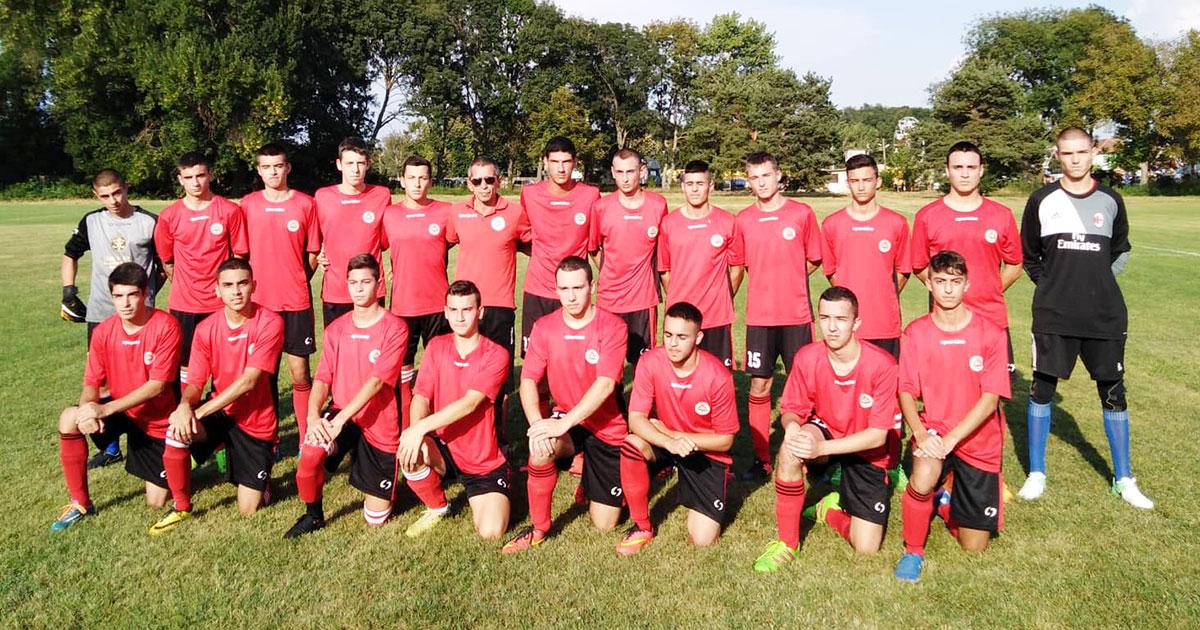 Локомотив U19 (Русе) готов за началото на сезона
