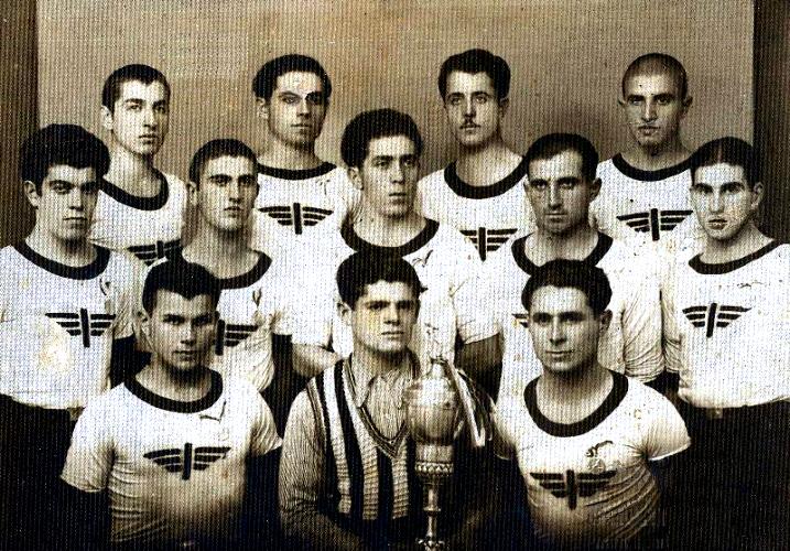 Триумфът на ЖСК (Русе) с Железничарската купа през погледа на Стефан Доганов