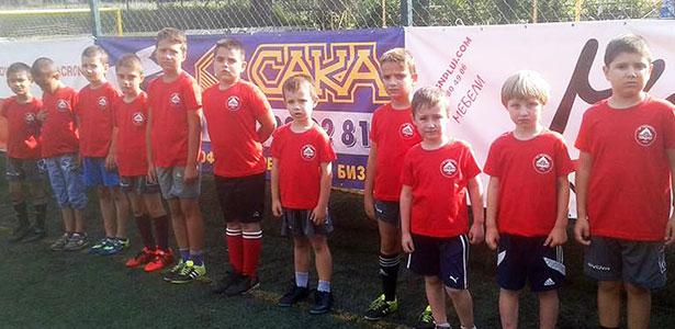 Четири отбора на Локомотив (Русе) ще участват в първенствата на подрастващите