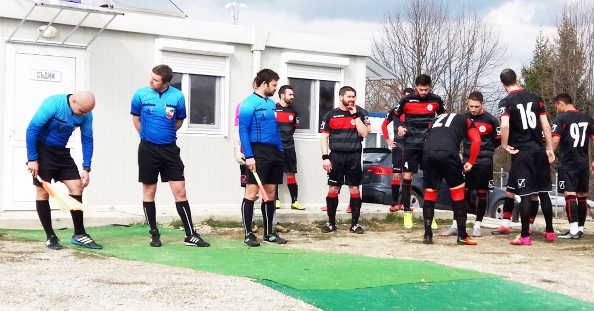 Локо (Русе) картотекира отбора за Трета лига