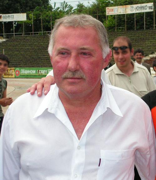 Димитър Димитров - Кулеманс