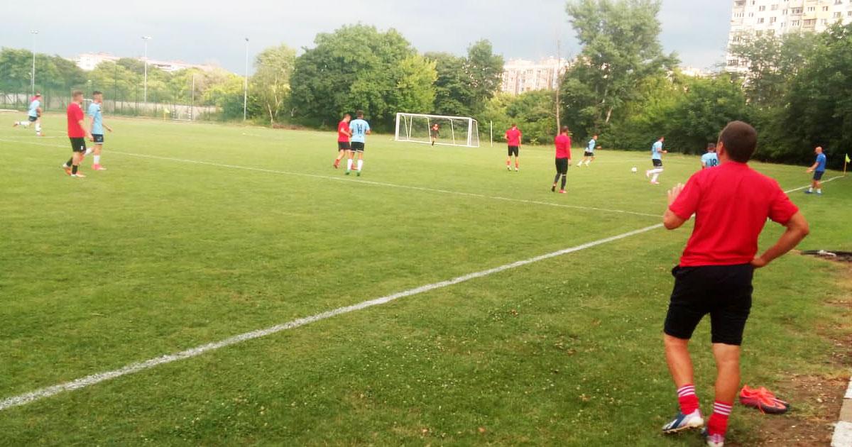 Дунав U19 (Русе) - Локо (Русе)