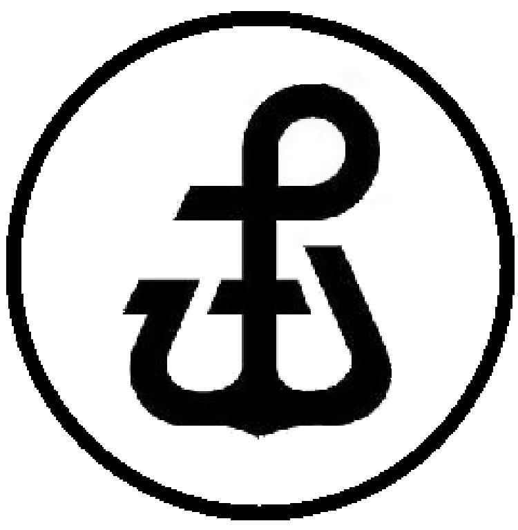 Емблемата на ФК Корабостроител (Русе)