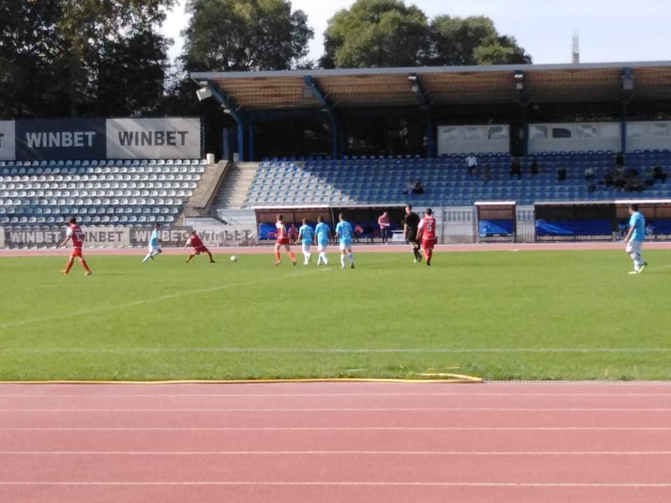 Футбол 11: Локо (Русе) - Тича (Варна)