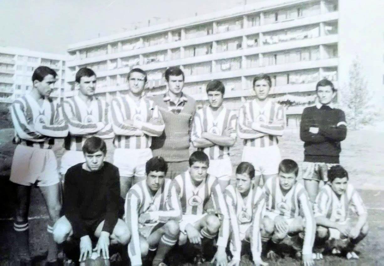 Юноши, 1969 г,