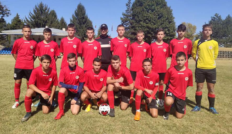 Локомотив U17 (Русе)