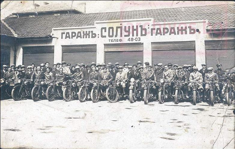 Русенски мотористи