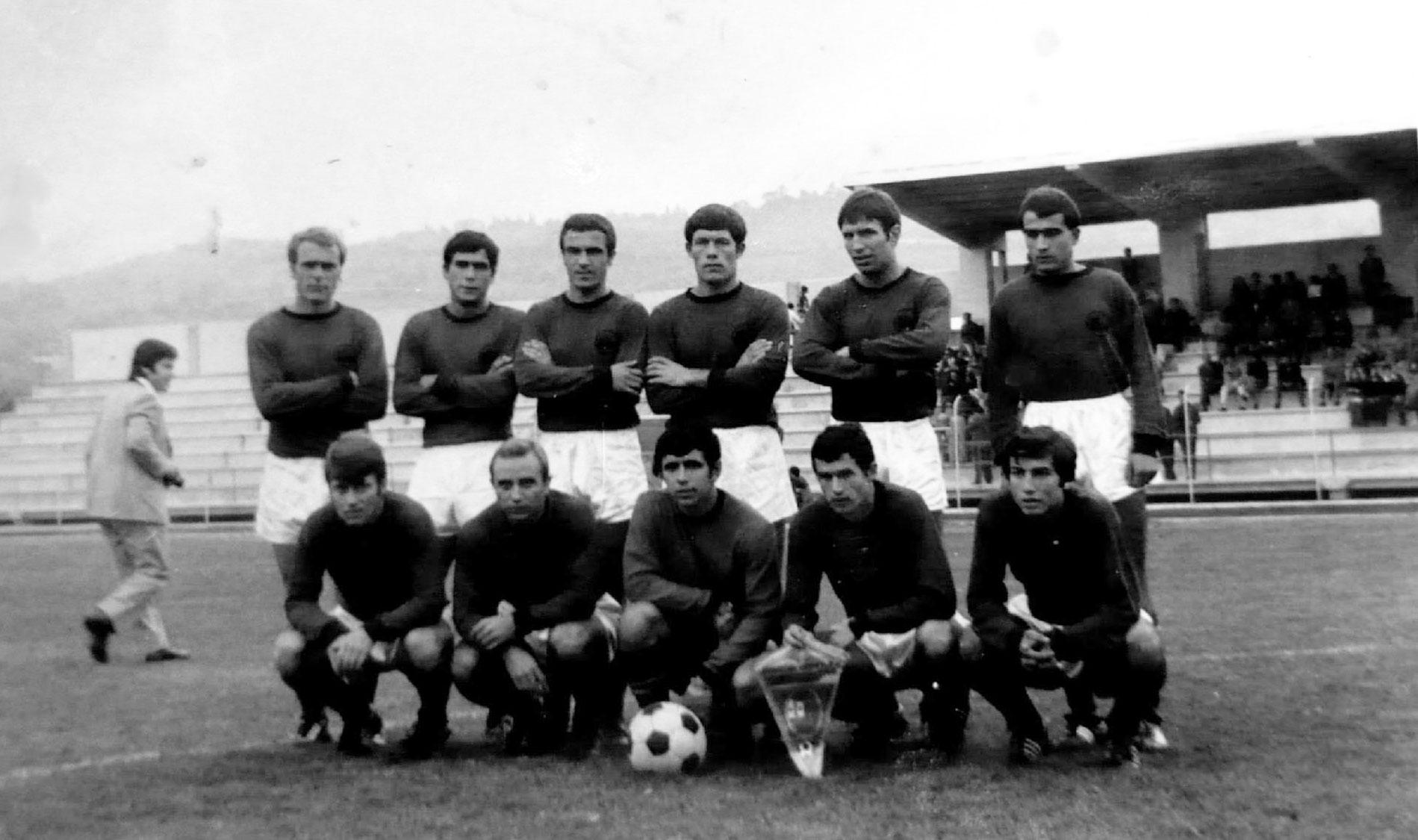 В Италия, 1968 г.