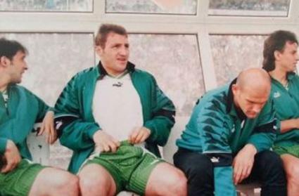 Иво Георгиев на ЕВРО'96