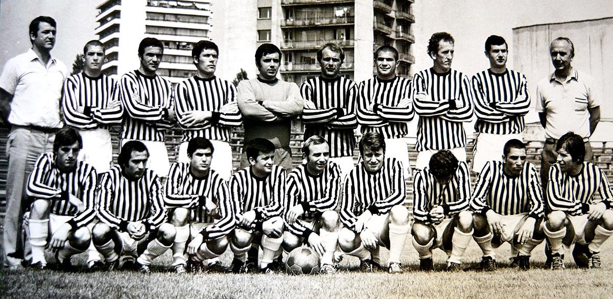 Локо (Русе) - сезон 1973/74