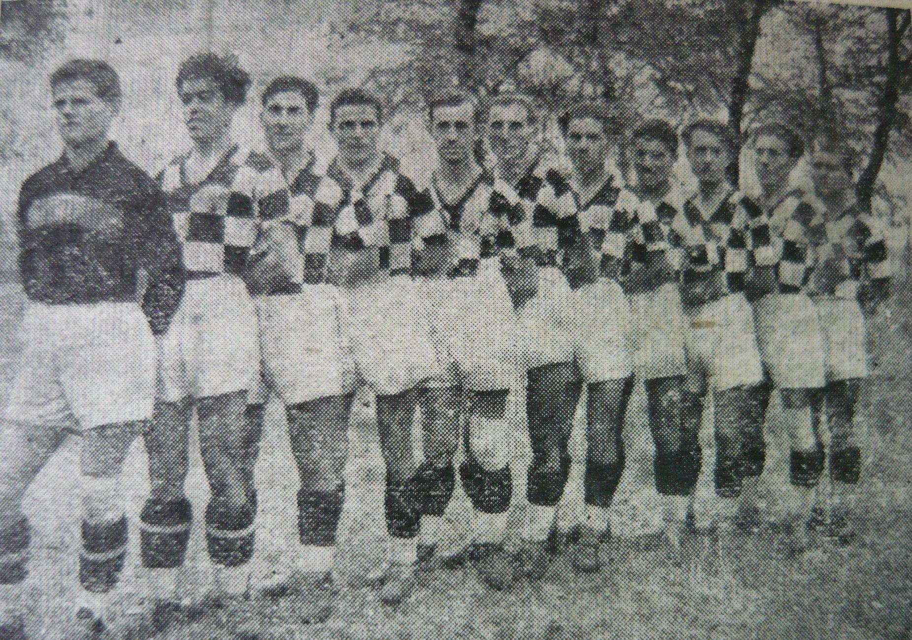 ЖСК (Русе) през 1936 г.
