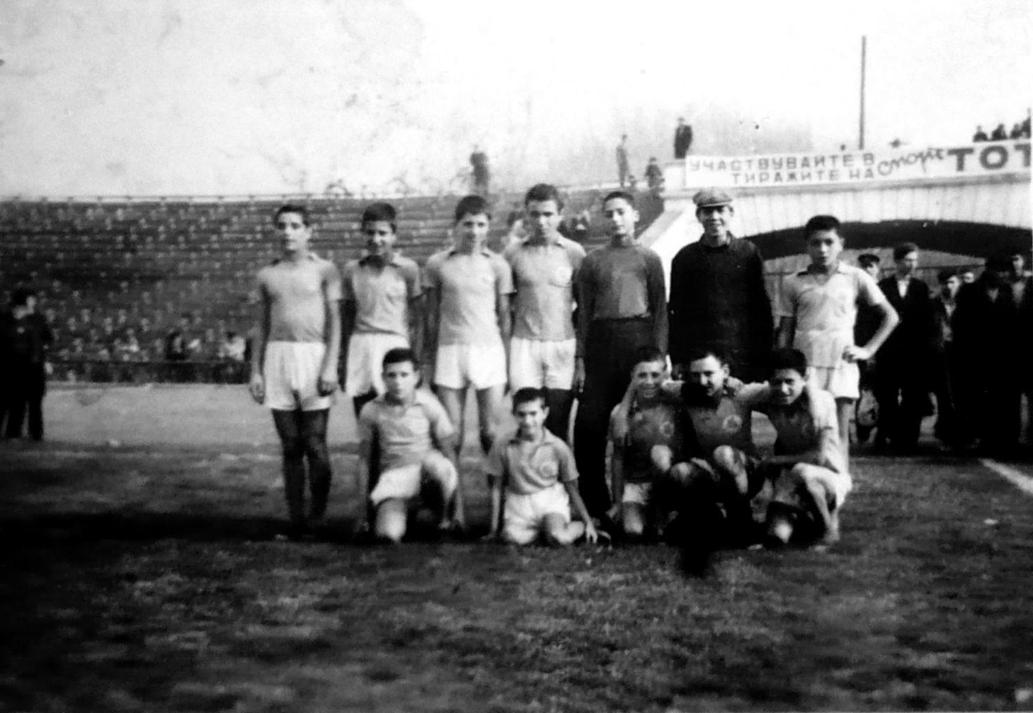 Детският отбор на Локо (Русе)