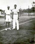 Тенис мач България-Румъния