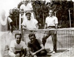 На тенис кортовете в Русе