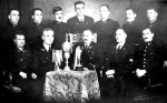 Управителният съвет на ЖСК (Русе) през 1937 г.