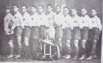 Първият шампион на Русе по футбол е Напредък през 1924 г.