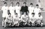 Дунав през сезон 1968/69