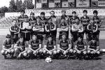Отборът на Локо (Русе) през 80-те