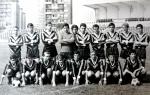 Локомотив (Русе) през 1969 г.